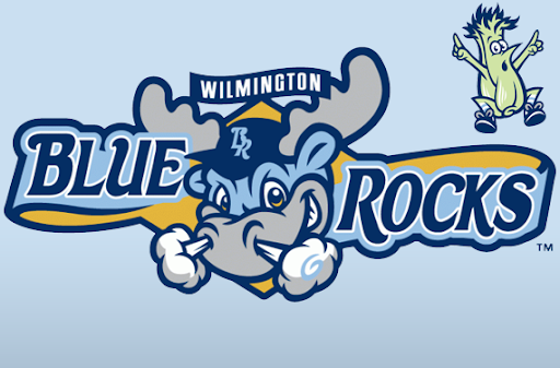 Image of Wilmington Blue Rocks Logo